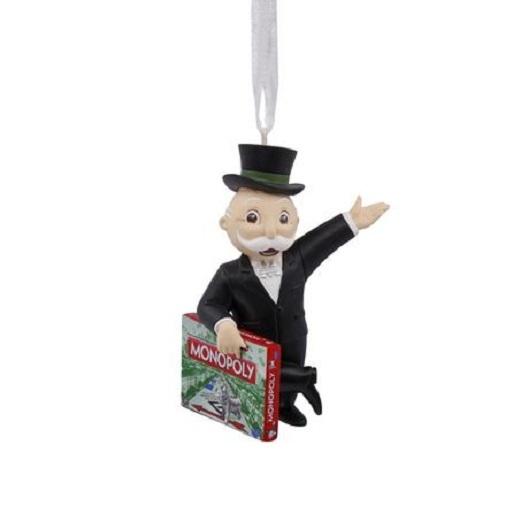 2018 Hallmark Mr Monopoly