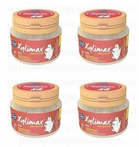 Fazer  Xylimax Moomin   strawberr  Pastilles Candy 90 G x 4 packs  360 g 12.6 oz - $49.50