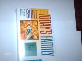 The Bible for Today's Family: Contemporary English Version : New Testame... - $5.88