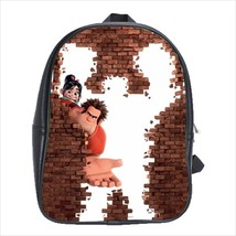 School bag 3 sizes wreck it wreck-it Ralph Vanellope - $39.00+