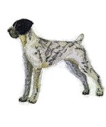 Amazing Custom Dog Portraits [German Shorthaired Pointer] Embroidery Iro... - $9.89