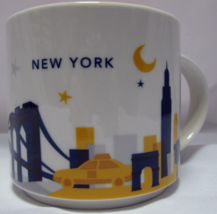 Starbucks 2012 New York City You Are Here Collection Coffee Mug NEW IN BOX - $34.99