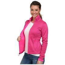 THE NORTH FACE Sale New Women Agave Buttery Soft Fleece Jacket PINK XS, ... - $59.97