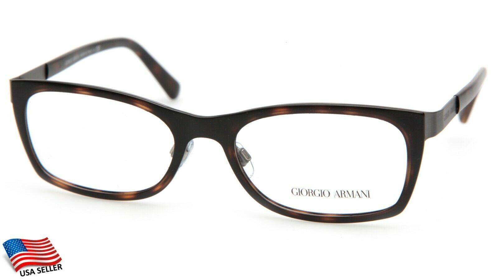 Primary image for NEW GIORGIO ARMANI AR 5013 3032 HAVANA EYEGLASSES FRAME 52-17-135 B33mm Italy