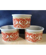Royal Doulton Seville Set Of 3 Ramekins Vintage TC1085 - $18.15