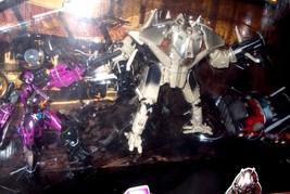 Transformers MOVIE hftd rotd rid XCLSV arcee battle damage optimus starscream - $119.99