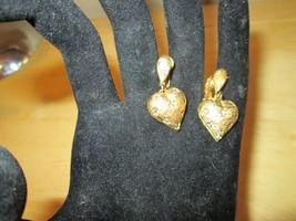 Weiss Gold Tone Aurora Borealis Stone Non-Pierc... - $34.99