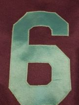 Vintage Made In USA Seattle Mariners Jersey Stitched Majestic MLB Baseball #6 image 10