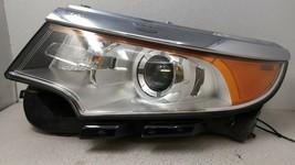 2011-2014 Ford Edge Driver Left Oem Head Light Headlight Lamp 91680 - $448.39