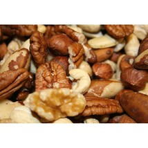 Raw Mixed Nuts (Pack of 12/16oz Bags) - $103.04