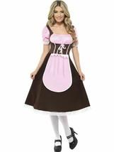 Tavern Girl Costume, German Oktoberfest,Size 8-10, Around The World Fanc... - $51.67