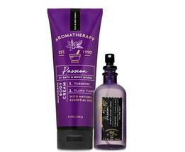Bath & Body Works Tuberose + Ylang Ylang Body Cream + Pillow Mist Duo Set - $34.95
