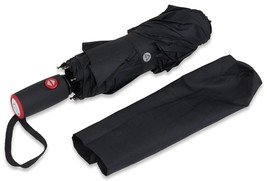 Stay Dry Automatic Open/Close Lightweight Windproof Travel Umbrella - $22.09