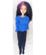 "2009 Spin Master Ltd LIV Doll 11 1/2"" w/Wig & Outfit #90731SWMG - Articu... - $18.69"