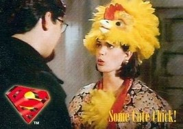 Some Cute Chick! trading card (Lois & Clark, Superman) 1995 Skybox #81 - $3.00