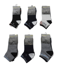 12 Pair Boys Sport Ankle Socks Value Pack Cotton Blend USA Seller Ships ... - $12.22