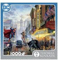 Thomas Kinkade - DC Comics - The Trinity Puzzle - 1000 Pieces - $28.04