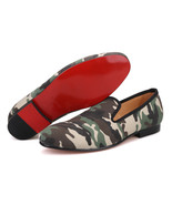 5daa7a1dfab Merlutti Green Camouflage Loafers - £120.13 GBP+ ...