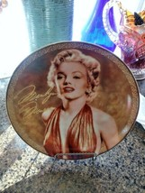 Marilyn Monroe 5 Bradford Exchange Love Marilyn Collection Ceramic Plates - $44.50