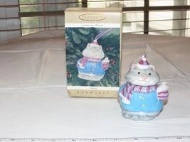 HALLMARK Keepsake Ornament 1996 Cookie Jar Friends Carman Showcase - $11.87
