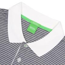 Hugo Boss Men's Luxury Cotton Polo Shirt T-shirt Regular Fit Paddos 50369736 100 image 3