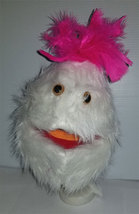 "B12 Professional White ""Furgremlin"" wPink Hair Muppet Style Ventriloquis... - $15.00"