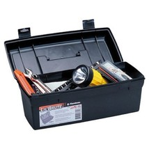 Flambeau Hardware 14in Brute Tool Box With Lift-Out Tray-Blk - $21.74