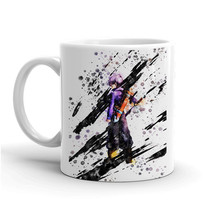 Dragon Ball Z Super Anime Coffee Mug 11oz Goku Vegeta Gift Tea Cup Quali... - €11,05 EUR+