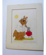 Whimsical World of Barbara Alexander Limited Edition print Signed Dr. Be... - $35.64