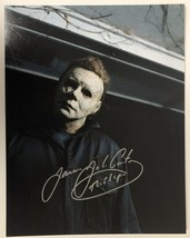 "James Jude Courtney Signed Autographed ""Halloween"" Michael Myers 11x14 Photo - $79.99"