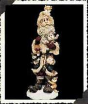 "Boyds Folkstone ""Fuzznick with Claws & Co"" #28003- 1999- Retired - $29.99"