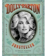 Dolly Parton, Songteller: My Life In Lyrics BRAND NEW HARDCOVER EXPEDITED - $79.19