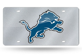 Detroit Lions NFL License Plate Auto Tag Vanity Plate Football NFL - $27.99