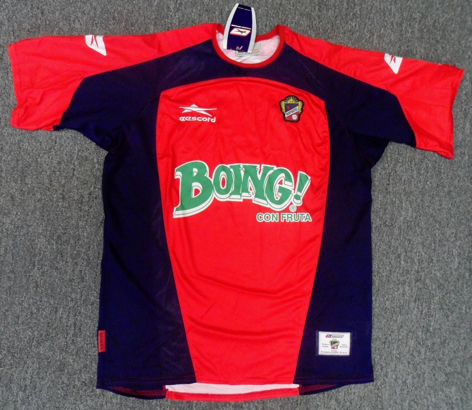 5b8d07efe Official Irapuato Soccer Jersey Authentic and similar items