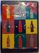 "1996 8"" x 10"" Always Coca-Cola Tin Sign - $19.00"