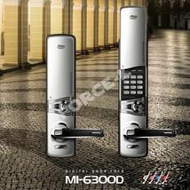 Milre MI-6300D Keyless Digital Door Lock Security Entry Passcode + 4Touch Keys image 1