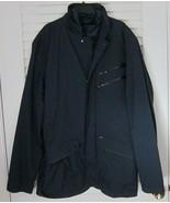 Mens Lululemon Commute 2 in 1 Blazer Jacket Inkwell Blue sz XL - HARD TO... - $267.70
