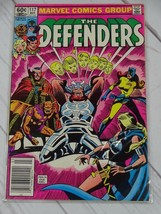 The Defenders  # 117 - March 1983 - Marvel Comics Bagged - C1746 - $2.49