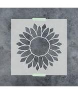 Sunflower Stencil - Durable & Reusable Mylar Stencils - $5.99+