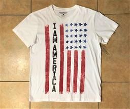 """Denim & Supply Ralph Lauren """" I AM AMERICA """" Men's Flag T-Shirt   2XL - $25.00"""
