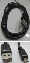 Fujifilm Fine Pix JX210, JX250 Camera Usb Data Sync Cable / Lead For Pc And Mac - $4.57