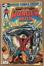 Marvel Premiere #55 Featuring Wonder Man Marvel Comic Book 1980 VF/Condi... - $3.99