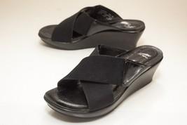 Dansko US 5.5 to 6 Black Sandals Women's EUR 36 - $32.00