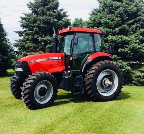 2013 CASE IH FARMALL 125A For Sale In Alta, Iowa 51002