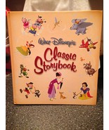 2001 Walt Disney's Classic Storybook by Disney Storybook Artists Staff H... - $19.99