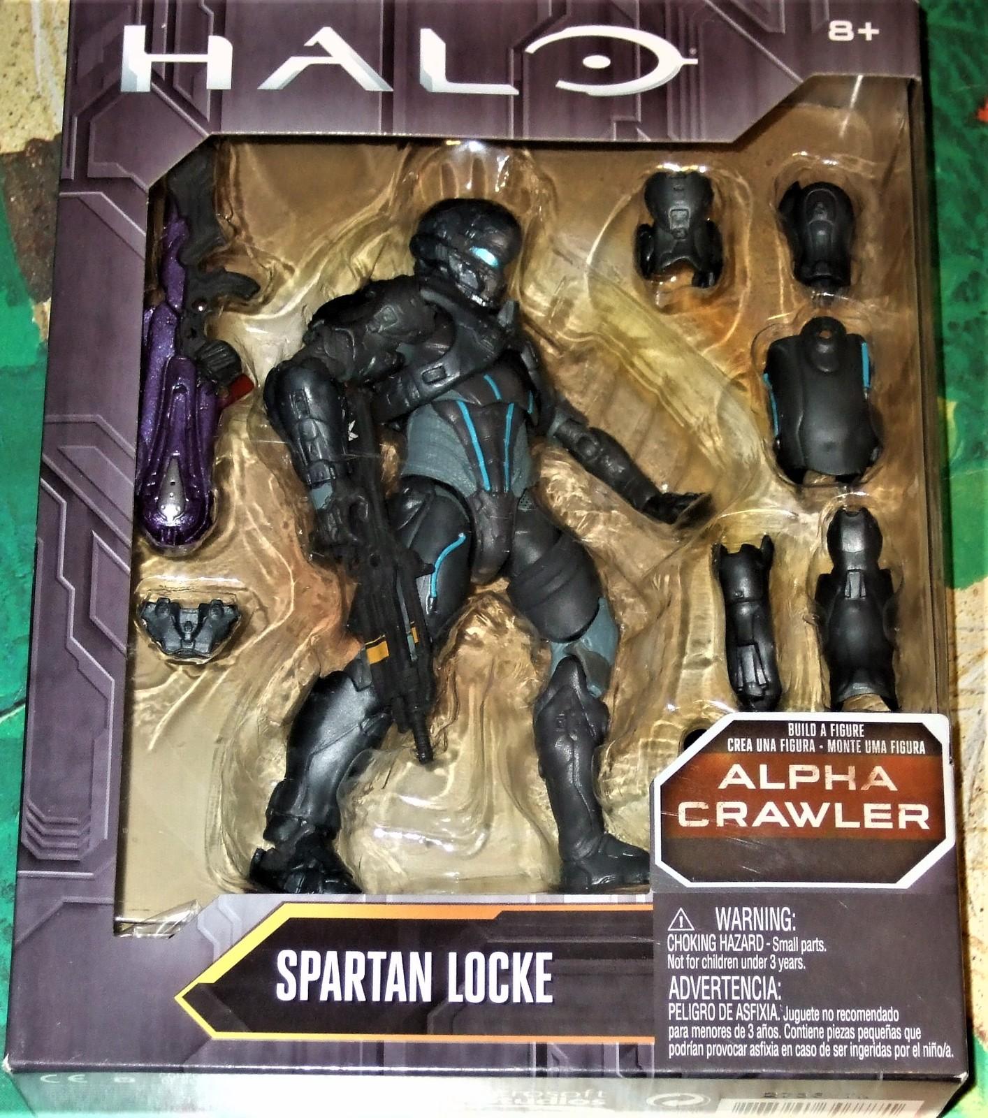 Halo - Spartan Locke - ( Action Figure)
