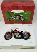Hallmark Keepsake HARLEY DAVDISON 1957 XL Sportster Motorcycle 2001 Orna... - $11.99