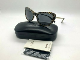 New Coach Sunglasses HC8247 551987 Spotty Tortoise 53-19-140MM - $77.70