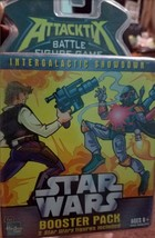 Star Wars Booster Pack Attacktix Battle 2 Random Figures New Sealed Hasb... - $24.19