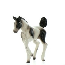 Hagen Renaker Specialty Horse Pinto Colt Walking Ceramic Figurine Boxed